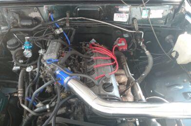 Begini Cara Upgrade Daihatsu Feroza Injeksi EFI Yang Benar