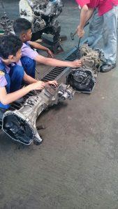 Gearbox 4x4 Daihatsu Feroza