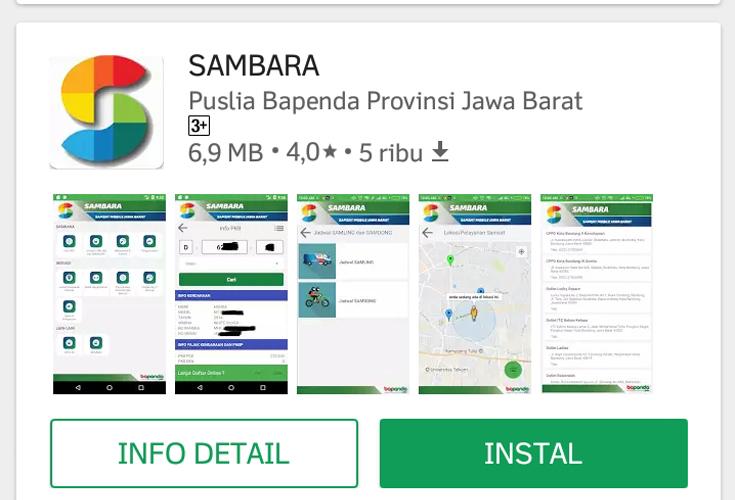 3 Cara Mudah Cek Pajak Mobil dan Motor Online di Jawa Barat