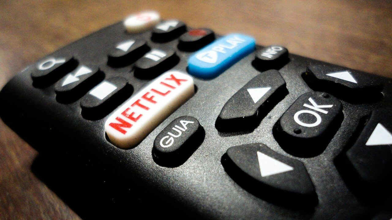 Ilustrasi Netflix