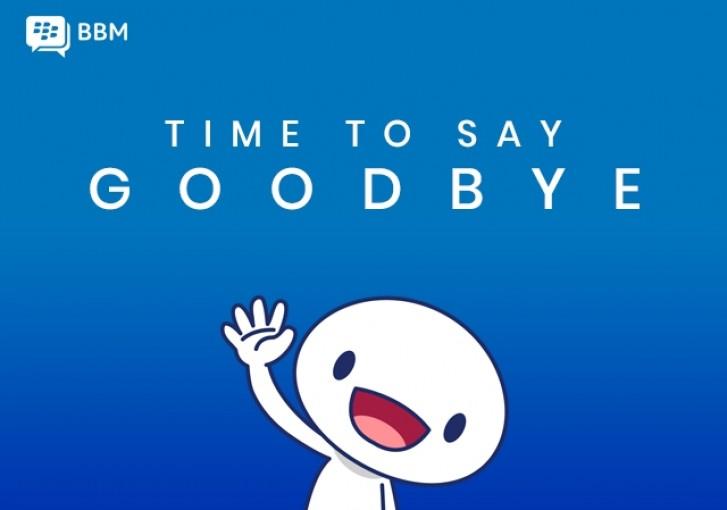 BBM Shutdown